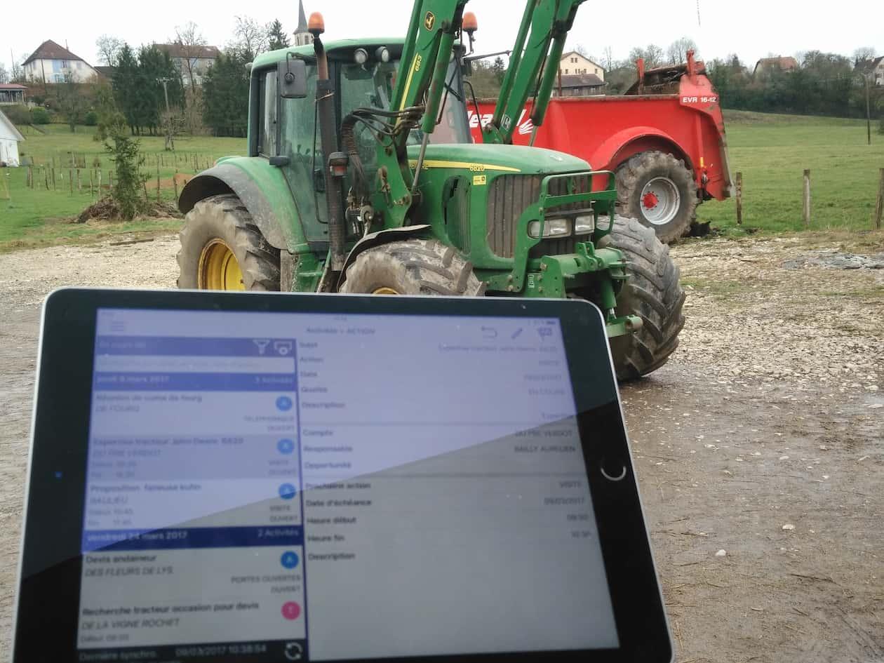 Software für Landmaschinenhändler