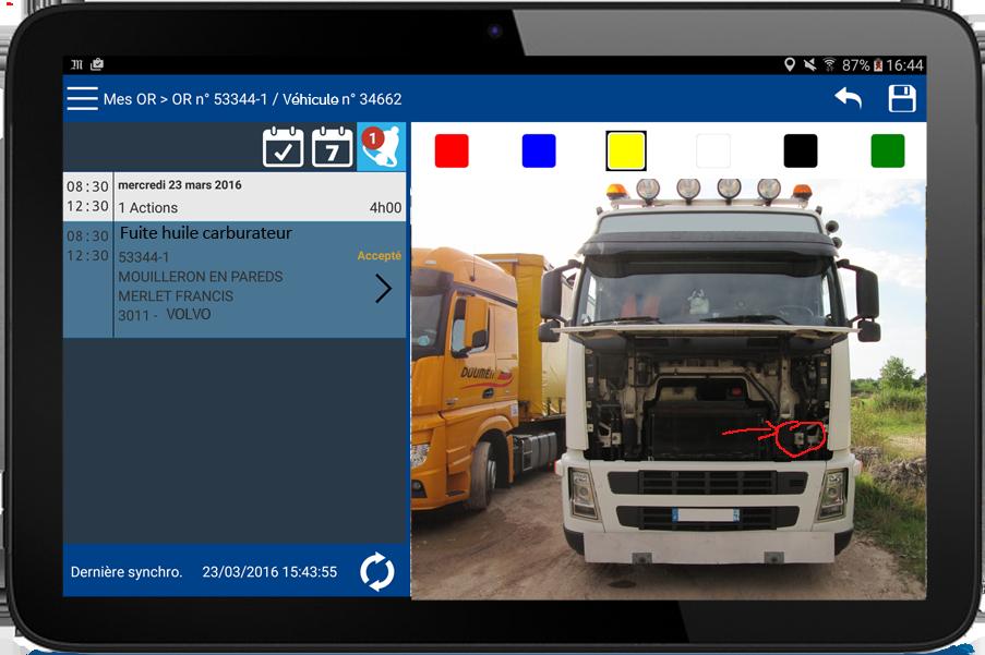 Software für Händler und Vermieter von LKW/Nutzfahrzeugen
